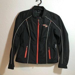 Harley Davidson Women/'s Velocity RCS Waterproof Jacket